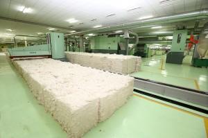 Fábrica África Têxtil de Benguela Foto: Pedro Parente