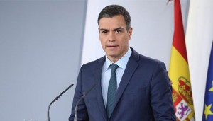 Primeiro-Ministro espanhol,Pedro Sánchez Fotografia por: DR
