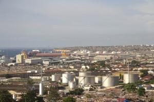 Pormenor de zona industrial (Foto ilustração)  Foto: Tarcísio Vilela
