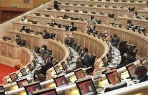 Reunião Plenária da Assembleia Nacional (arquivo)  Foto: Clemente dos Santos