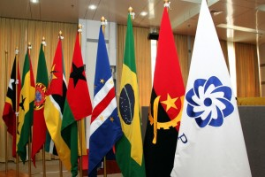 Bandeiras dos países da CPLP  Foto: Pedro Parente
