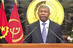 Presidente da República, João Lourenço (Arquivo).  Foto: Cedida