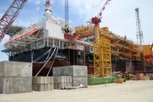 Plataforma de Petróleo offshore  Foto: Francisco Miúdo